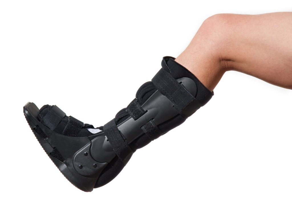 CAM Walker Moon Boot Fracture